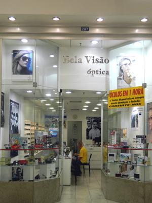 ced30413496c1 ÓTICA BELA VISÃO  Óticas com estacionamento em Vila Nova Conceição ...